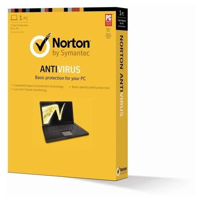 China Satz Installations-Medien-Computer-Antivirus-Software Norton 360 Versions-6,0 fournisseur