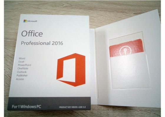 China On-line-Aktivierungs-Microsoft Office-Fachmann plus Download 2016 mit Produkt-Schlüssel fournisseur