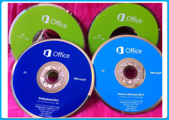 China 32 / 64 Bit-Microsoft Office-Fachmann plus Produkt-multi Schlüsselsprache 2013 fournisseur